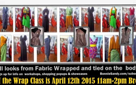 Wrap workshop