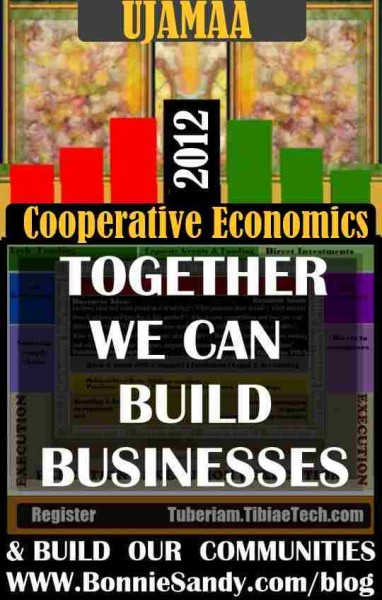 UJAMAA - cooperative economics- 2012 bonniesandy