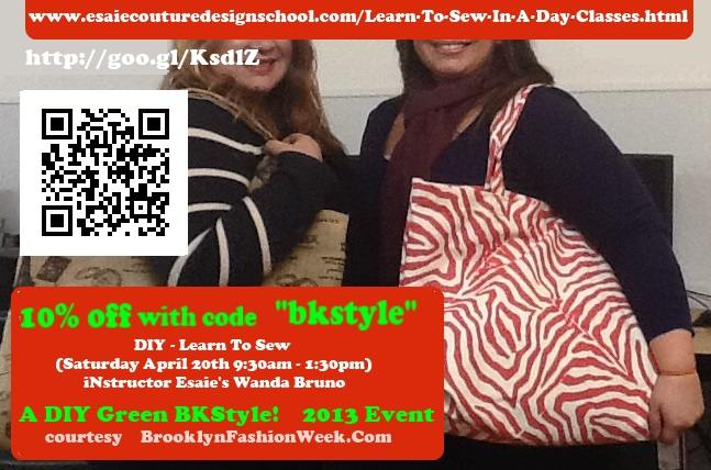 Learn to sew in a day workshop